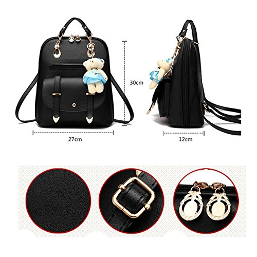 b6b88a0dedf4fd 27% OFF on Vintage Stylish Girls School bag College Bag Casual  Backpack(A17) on Amazon | PaisaWapas.com