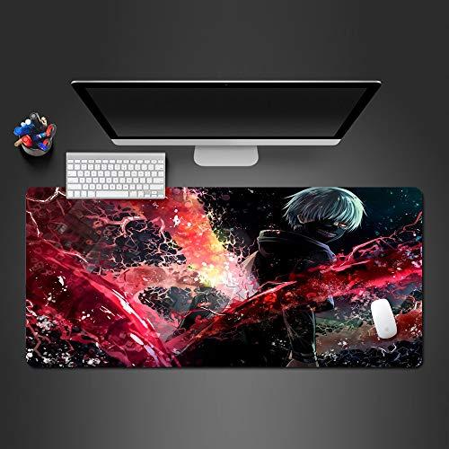 90*40cm*3mmZurück schauen ein Lächeln Mauspad Gamer Higt Qualität Gaming Mousepad Mode Computer Tastatur Schreibtisch Matte Laptop Game Pad - Lächeln Armband