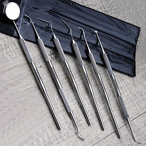 Profesional Set Dental Dentista Pala y Relleno Kit Herramienta Médica Laboratorio Equipo Equipo Medico Instrumental Quirúrgico
