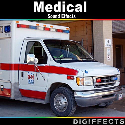 Electric Hospital Trolley -