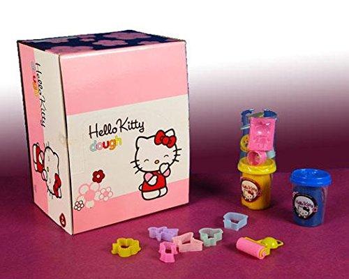 Hello Kitty Cubito Con Plastilina, 1 unidad