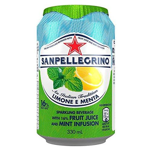 Sanpellegrino espumoso Las bebidas de frutas Limone