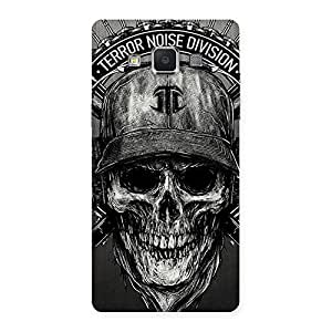 Special Grey Skull Terr Back Case Cover for Samsung Galaxy A5