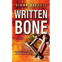Written in Bone by Simon Beckett (2008-07-29)