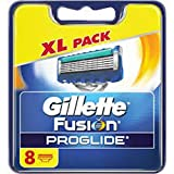Gillette Fusion5 ProGlide Razor Blades for Men (Packaging May Vary)