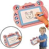 Dazzling Toys - Juego para garabatear de viaje, en color rosa (D208)