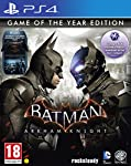 "The Game of the Year' edition contains all the DLC additional content, including the brand new Batman v Superman Batmobile Pack. Other pieces of previously released DLC include Catwoman's Revenge, the four-mission ""Season of Infamy: Most Wanted, Batg..."