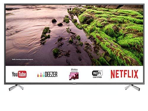 SHARP LC-43UI8652E 109 cm (43 Zoll) Fernseher (4K Ultra HD, Smart TV)