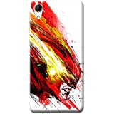 Mott2 Back Case For Huawei Honor 3 | Huawei Honor 3Back Cover | Huawei Honor 3 Back Case - Printed Designer Hard Plastic Case - Flash Theme - B075JK1H34