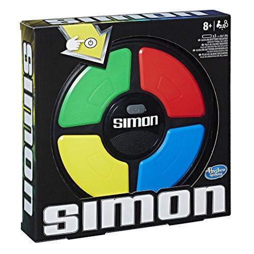 Hasbro Gaming Simon Classic, 27 x 27 cm (B7962EU4)