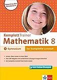 Klett Komplett Trainer Mathematik, Gymnasium Klasse 8