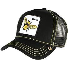 Casquette Goorin Queen Bee Noire Abeille - Mixte