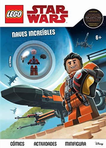 LEGO Star Wars. Naves increíbles