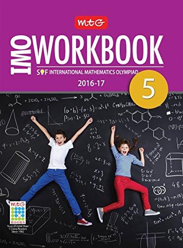 MTG International Mathematics Olympiad (IMO) Work Book - Class 5