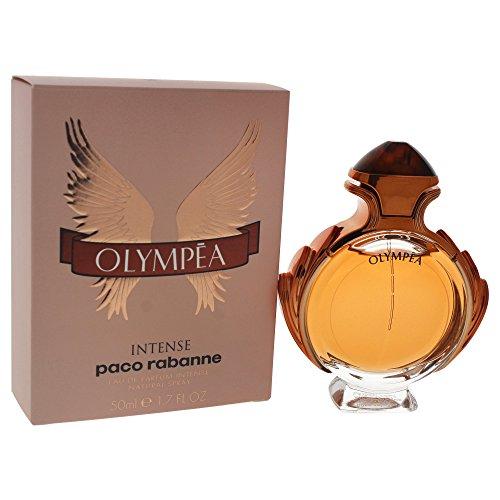 "Paco Rabanne\""Olympea Intense\"" femme/woman Eau De Parfum 1er Pack(1 x 50 ml)"