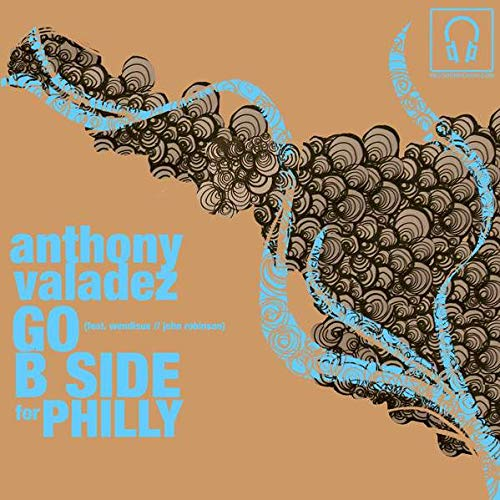 Anthony Valadez - Go / B Side For Philly - Record Breakin' Music - RBM006