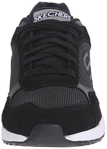 Skechers Originals Retros Og 95 Fashion Sneaker Black/White