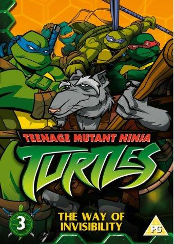 Teenage Mutant Ninja Turtles - Vol. 3 [UK (Ninja Turtles Mutant Teenage 2003)