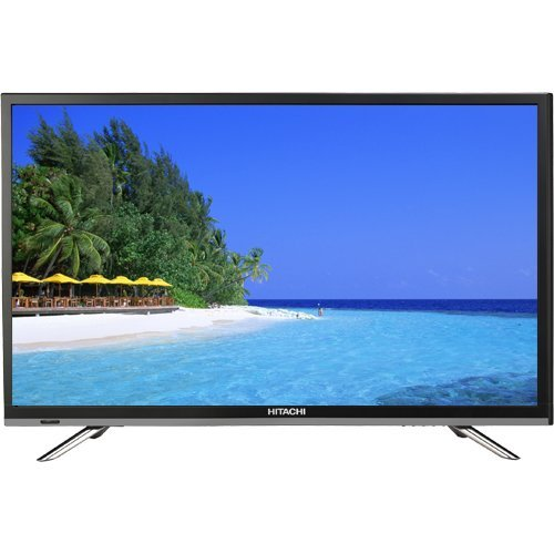 Hitachi 32 Inch Smart LED TV/DVD Combi - with Freeview HD