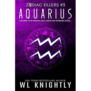 Aquarius (Zodiac Killers Book 3)