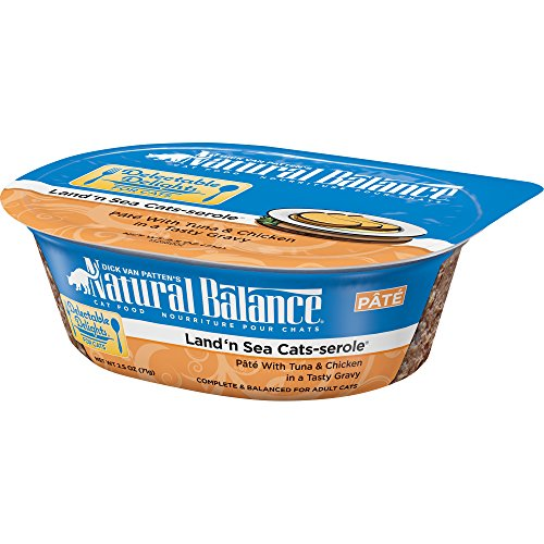 Equilibrio natural exquisita Delights húmedo Cat Food