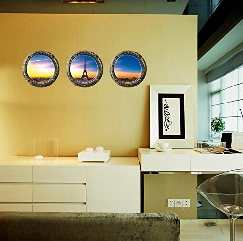 torre-eiffel-sunrise-scenery-3pcs-pared-vinilo-adhesivo-papel-home-extraible-dormitorio-sala-de-esta