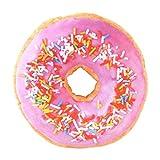 xxl| Donut de manta de cojín | schmuse kissen|–Cojín, 40cm