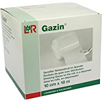 GAZIN Verbandmull 10 cmx10 m 8fach 1 St Verband preisvergleich bei billige-tabletten.eu