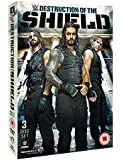 WWE: The Destruction Of The Shield DVD - 3 Disc's