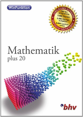 WinFunktion Mathematik Plus 20