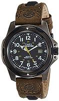 Timex Reloj Analógico para Hombre de Cuarzo con Correa en Piel 7891530233920 de Timex
