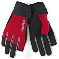 Musto Essential Sailing Long Finger Glove True Red-XL