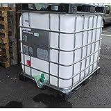 Multitanks - Cuve 1000 litres blanche sur palette plastique ou acier