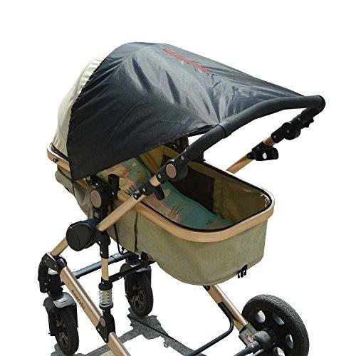 Sonnenschirm für Kinder, Zhiyi Universal Sonnensegel / Kinderwagen Sonnendach, Sonnenverdeck,...
