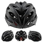 MMRLY Fahrradhelm, männliche und weibliche Bergstraßenradhelm, Erwachsene verstellbare Sicherheit atmungsaktiven Schutz, Skaten oder Skifahren Outdoor-Helm