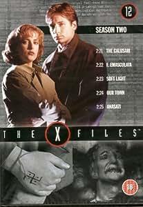 The X Files - Season 2: No 12 (Episodes 21 - 25) [DVD] [1995]