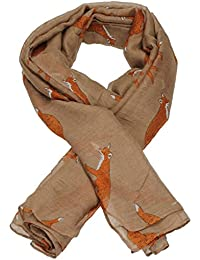 Megan Fox Print Fashion Scarf -- SWANKYSWANS