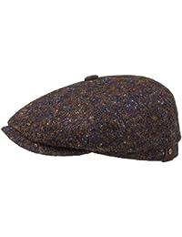 Casquette Hatteras Donegal Blue Stetson casquette laine