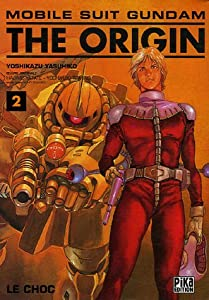 Mobile Suit Gundam - The Origin Edition simple Tome 2