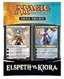 ELSPETH vs. KIORA - MTG Magic the Gathering 2015 Duel Decks Box Set