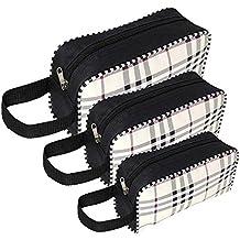 SNDIA Multipurpose Travel Pouch Toiletry Cosmetic Makeup Kit Bag