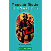 Popular Music In England
