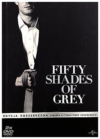 Fifty Shades Of Grey (digibook) [2DVD] [Region 2] (IMPORT) (Keine deutsche Version)