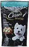 Cesar Hundesnack Hundeleckerli Mini-Joys mit Käse und Rind, 6 er Pack (6 x 100 g)
