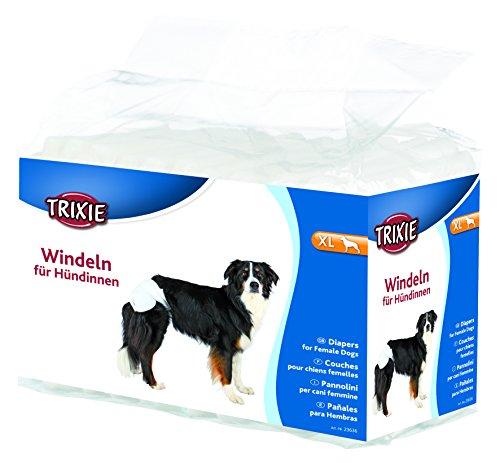Trixie 12 Pañales Perros Ultra absorbentes, XL