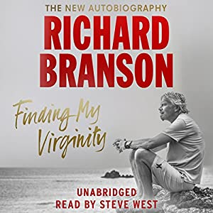 Finding My Virginity: The New Autobiography (Audio Download
