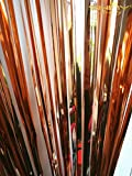 Picture Of ShinyBeauty 3FTX8FT Rose Gold Sparkly Foil Fringe Curtain for Wedding Birthday Event Stage Party Decoration (Rose Gold)