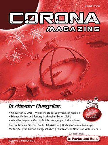 Corona Magazine 01/2015: Januar 2015: Nur der Himmel ist die Grenze (Richter-magazin)