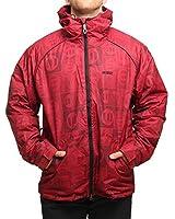 Animal The Optic Ski Snow Jacket Red