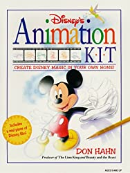 Disney's Animation Kit: Create Disney Magic in Your Own Home!